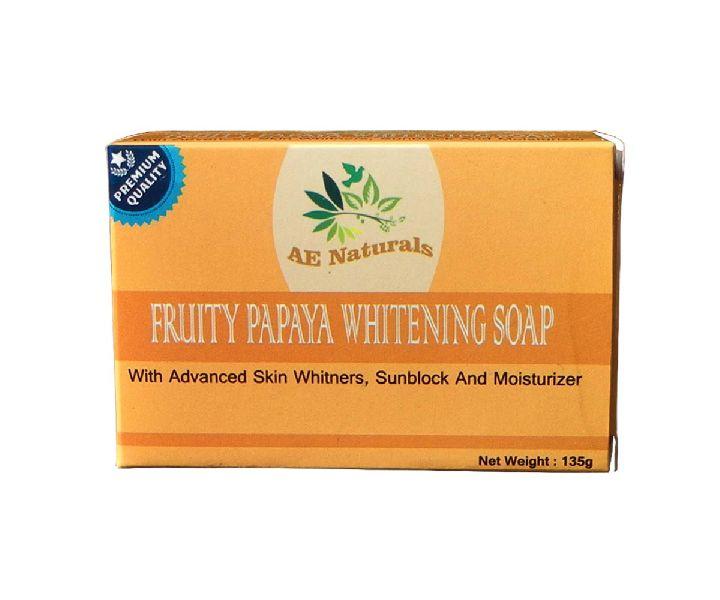 AE Naturals Premium Papaya Skin Whitening Soap With Sunblock (P0014X1)
