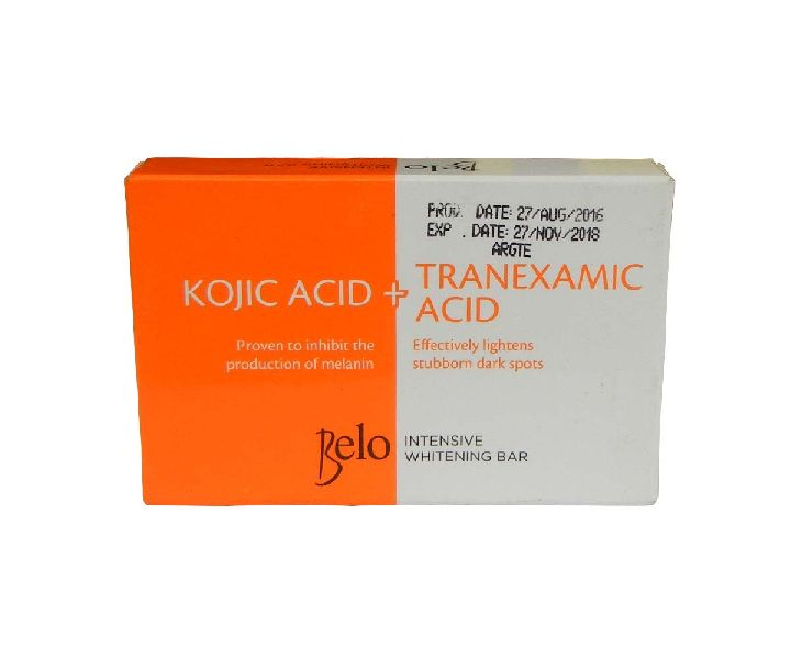 Belo Kojic With Tranexamic Acid Whitening Soap (P0007X1)