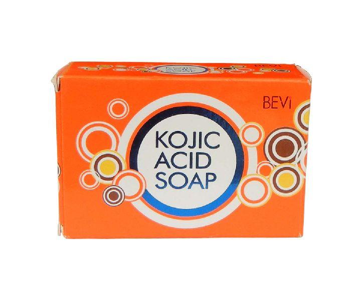 BEVI Kojic Acid Soap For Skin Brighiting And Hyper Pigmentation (P0005X1)