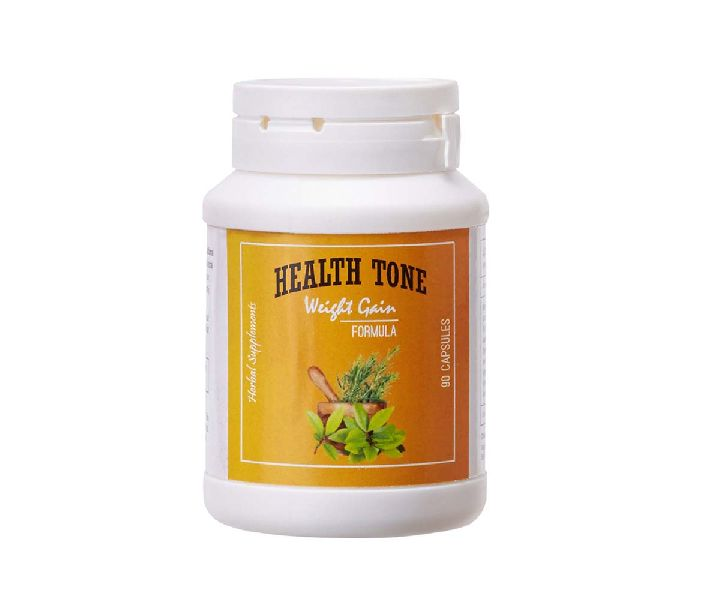 Health Tone Natural Herbal Weight Gain Capsules (P0074X1)