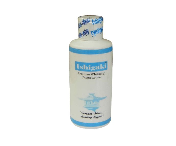 Ishigaki Premium Whitening Blend Body Lotion With Glutathione, Kojic Acid 120Ml (P0156X1)