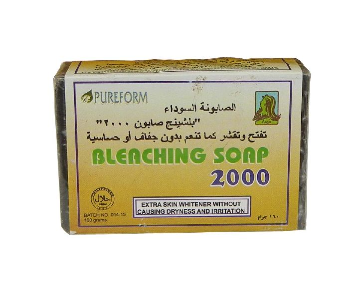 Pureform Bleaching Soap with Extra Skin Whitener (P0010X1)