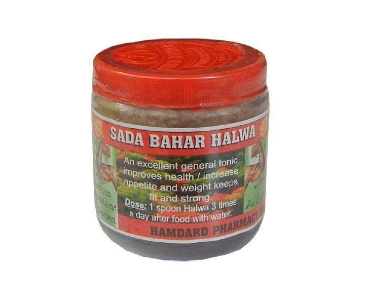 Sada Bahar Herbal Health Tone Weight Gain Halwa 70g 1 Pack (P0073X1)