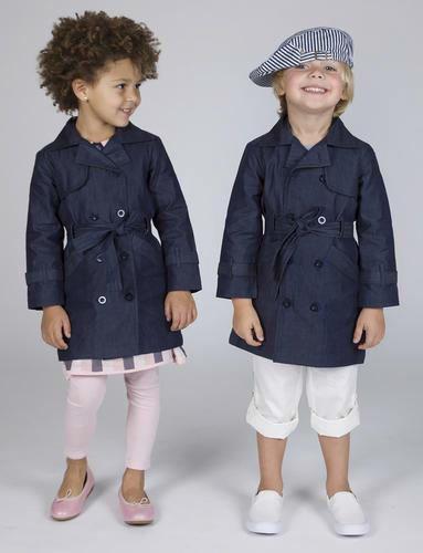 Baby Trench Coats (BP_020)