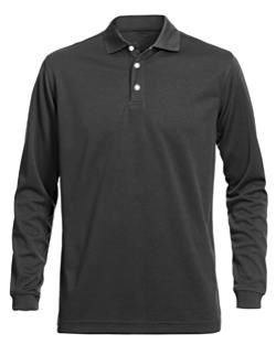 Mens Full Sleeve Plain Polo T-Shirts (MPS_005)