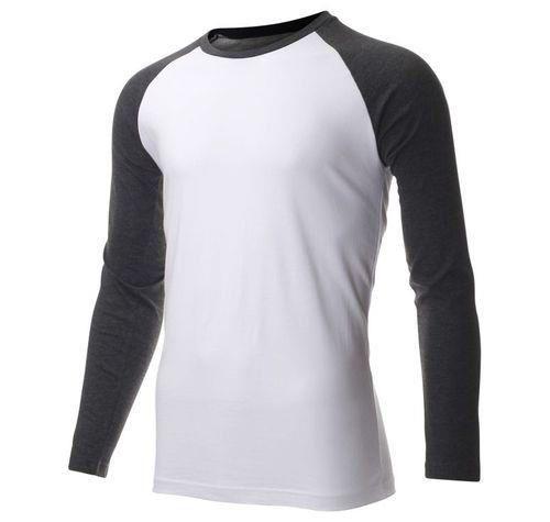 Mens Full Sleeve Round Neck T-Shirts (MTS_004)