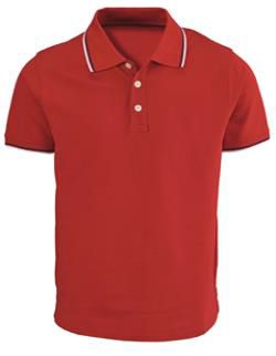 Mens Tipped Polo T-Shirts (MPS_007)