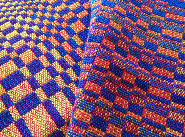 Cotton Woven Double Weave Fabric Manufacturer in Mumbai