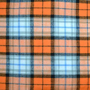 Cotton Woven Flannel Fabric