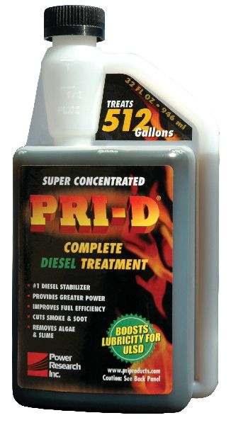Diesel ULSD Fuel Treatment Thermal Stabilizer