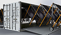 Solar Powered Generator 7kW-35kW + Containerized Module