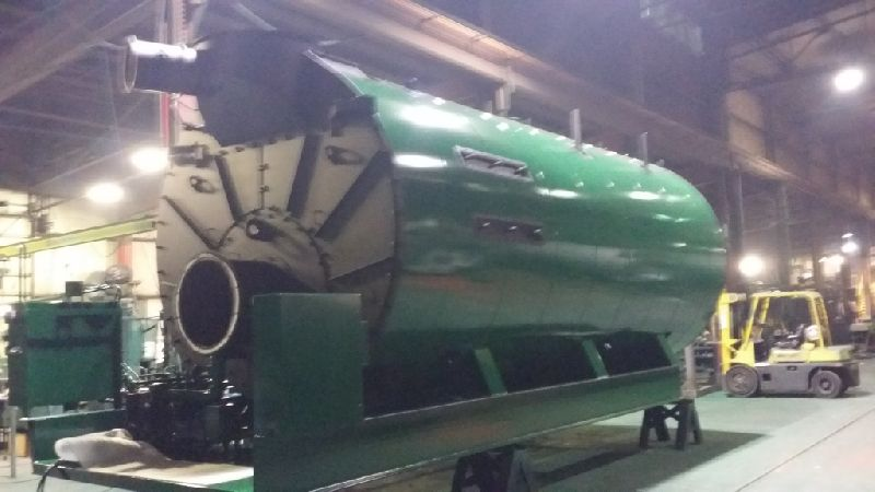 Waste Heat Recovery Steam Generator EGSG-1 Johnston