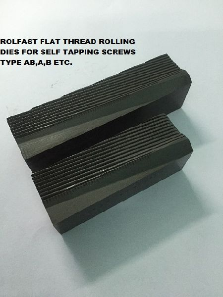 Thread Rolling Dies Manufacturer & Exporters from, India | ID - 4017320