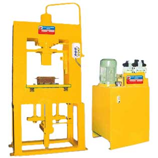 Paver Block D-mould Machine (Paver Block D-Mould )