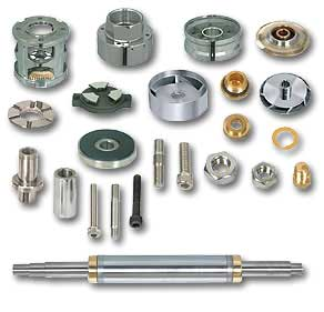 Water Pump Spare Parts Manufacturer in Punjab India by S K