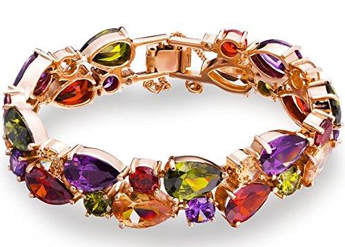 Best Multi Colored Stone Bracelets