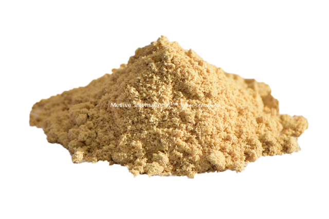 Dehydrated Ginger Flakes (Dehydrated Ginger)