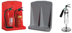 Fire Extinguisher Stand