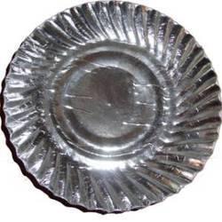 Silver Laminated Paper Plates Manufacturer In Pune Maharashtra India