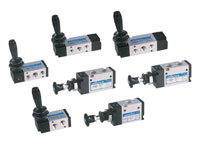 DS2 Manually Operated Valves