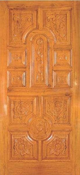 Blog Teak Wood Main Door Design In India: Teak Wood Doors Manufacturer In Gujarat India By DN Doors