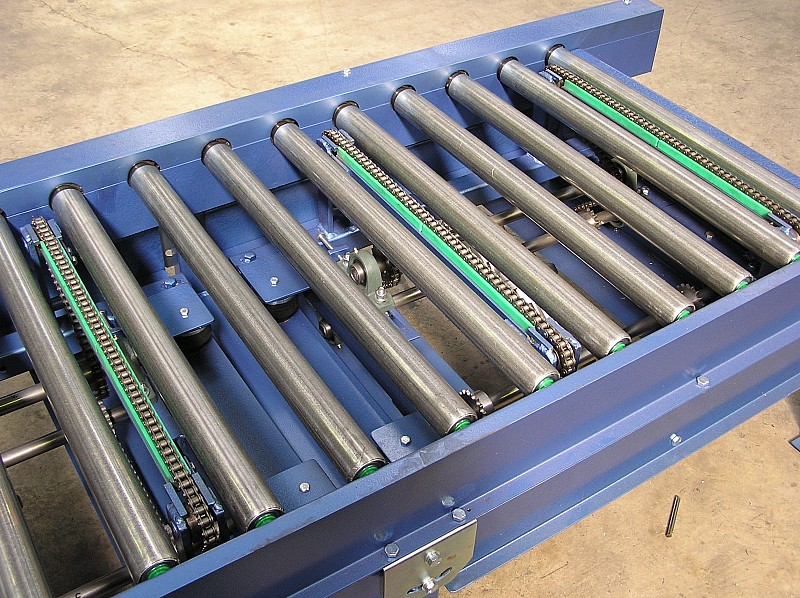 Chain Driven Roller Conveyors by Hindustan Automation, Chain Driven Roller Conveyors | ID - 3607259