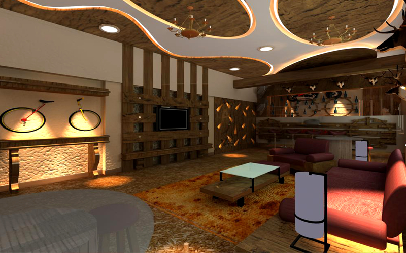 Services Commercial Interior Designing Services From Ludhiana Punjab India By Ams Led Luminaries Pvt Ltd Id 3850353