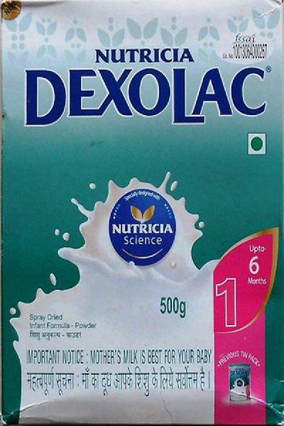 DEXOLAC NO 1 POWDER 500GM