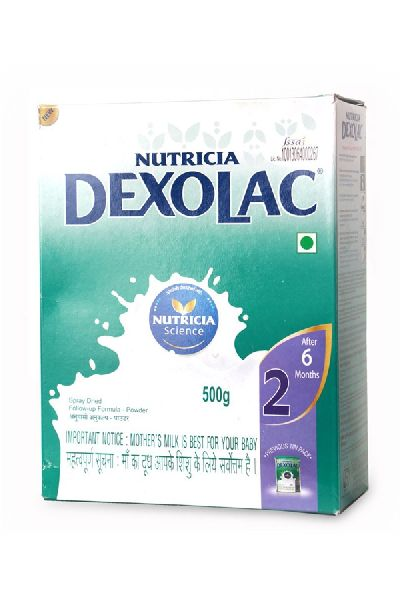 DEXOLAC NO 2 POWDER 500GM
