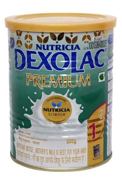 DEXOLAC PREMIUM NO 1 POWDER 500GM