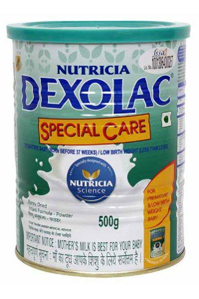 DEXOLAC SPECIAL CARE POWDER 500GM