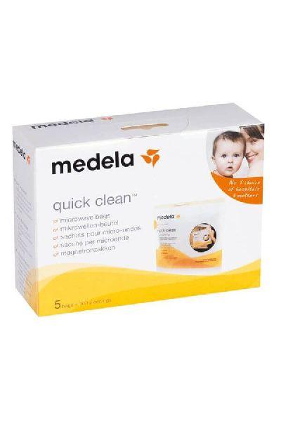 MEDELA QUICK CLEAN MICROWAVE BAGS