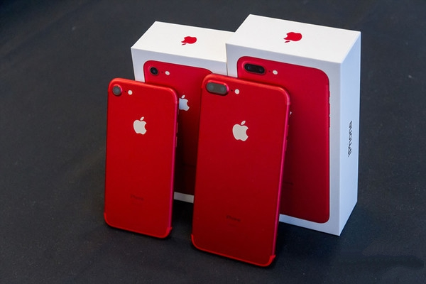 iPhone 7 & 7Plus 128GB (PRODUCT) RED UNLOCKED ALL CARRIERS