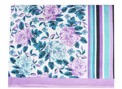 Jaipuri Cotton Double Bed Sheet Without Pillow Cover