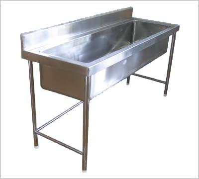 Stainless Steel Pot Washing Sink