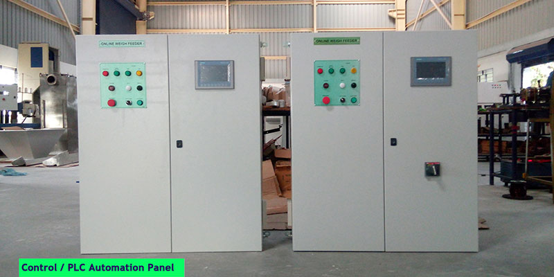 CONTROL and PLC AUTOMATION PANEL Manufacturer in Coimbatore Tamil