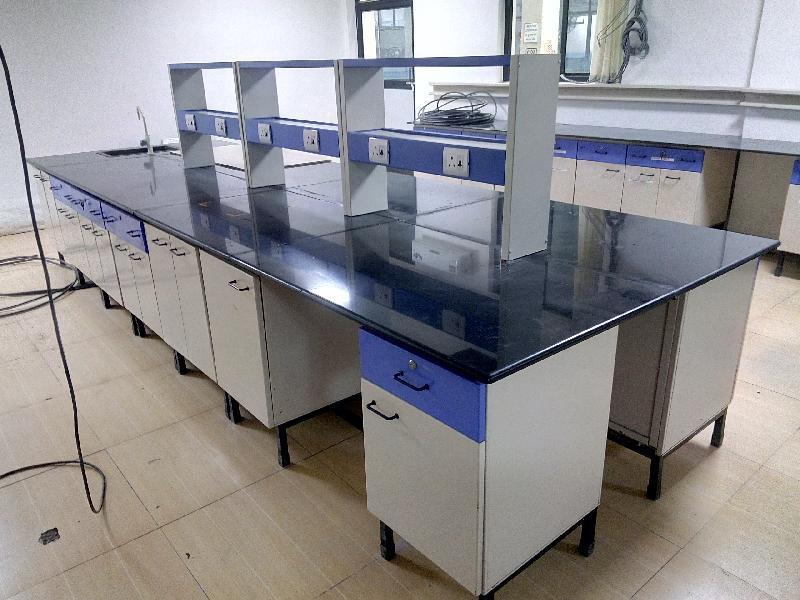 Lab Center Table
