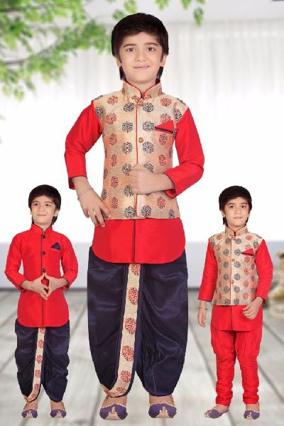 4ffa7e32e0 3 in 1 Kids Ethnic Wear Manufacturer in Mumbai Maharashtra India by ...