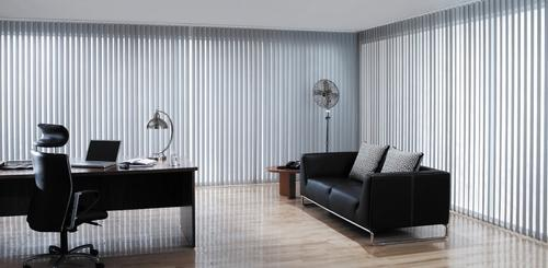 Office drapes Interior Office Curtains Decorpad Office Curtains Manufacturer In Delhi Delhi India By Sms Chick