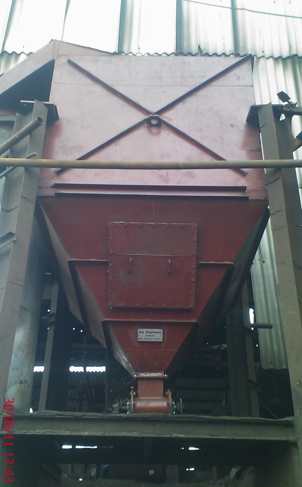 Multi Cyclone Dust Collector (MDC)