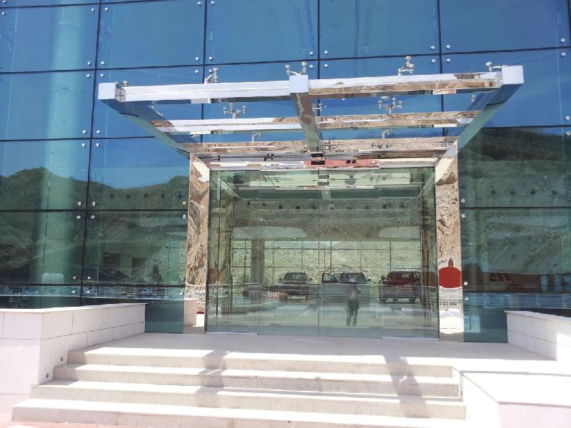 Stainless Steel Glass Canopy Manufacturer & Exporters from