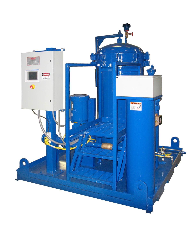 Turbine Oil/Water Separation Equipment