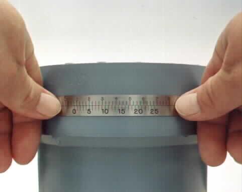 Pi Tape Diameter Measuring Tapes