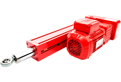 Electric Linear Actuators Manufacturer in Delhi India by