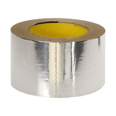 Aluminum Foil Tape For SCIF Insulation - 3'' x 150'