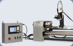 Semi-Automatic ID Bellows Welding System