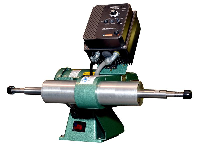 Model 1001 Polishing Lathe Variable Speed Buffer