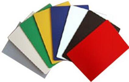 colored aluminum sheet metal Manufacturer in China by Henan Huawei ...