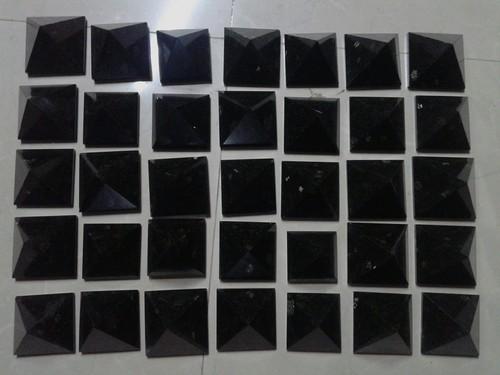 Black Turmuline Pyramid