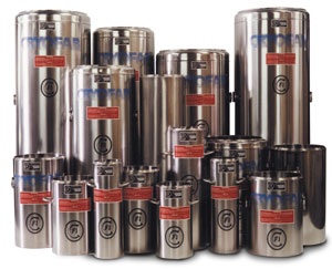 Dewar Flasks CF Series